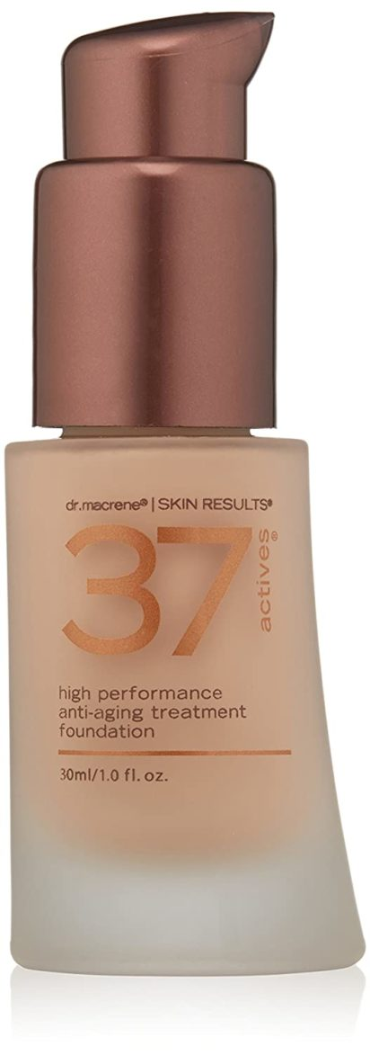 37 Actives High Performance Anti-Aging Treatment Foundation - 1