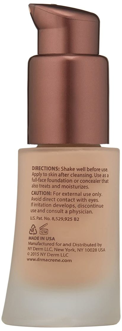 37 Actives High Performance Anti-Aging Treatment Foundation - 2