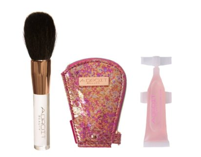 Adriot Beauty Plus Kit, Includes Luxe Protector Plus Pretty Potion Powder Makeup Brush Cleanser - 1