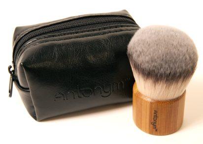 Antonym Cosmetics Vegan Kabuki Brush with Pouch - 2