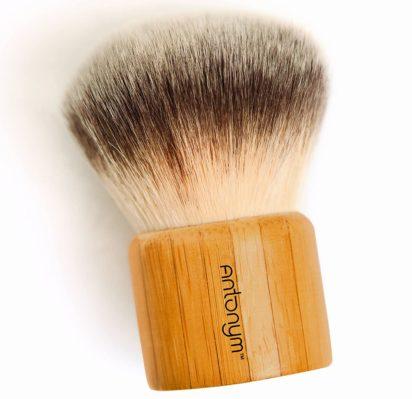 Antonym Cosmetics Vegan Kabuki Brush with Pouch - 3