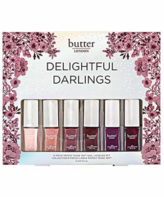 Butter LONDON Delightful Darlings Nail Lacquer Set - 1