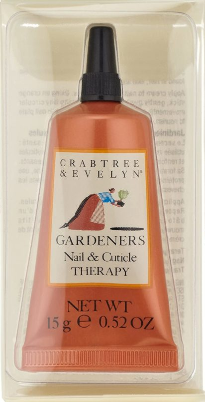 Crabtree & Evelyn Nail and Cuticle Therapy, Gardeners, 0.52 oz - 2