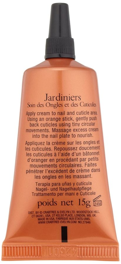Crabtree & Evelyn Nail and Cuticle Therapy, Gardeners, 0.52 oz - 3