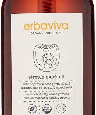 Erbaviva Stretch Mark Oil, 16 Fl Oz - 1