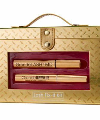 Grande Cosmetics GrandeREPAIR Leave-In Lash Conditioner OR Grande Lash Fix-It Kit Includes GrandeREPAIR GrandeLASH Enhancing Serum, Full Size - 1