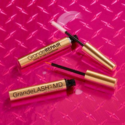 Grande Cosmetics GrandeREPAIR Leave-In Lash Conditioner OR Grande Lash Fix-It Kit Includes GrandeREPAIR GrandeLASH Enhancing Serum, Full Size - 2