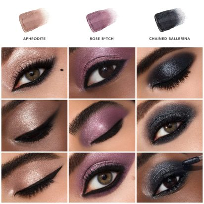 HAUS LABORATORIES by Lady Gaga- Glam Attack Set, Liquid Eyeshadow 6-Piece Set - 3