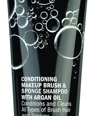 JAPONESQUE Conditioning Makeup Brush & Sponge Shampoo, 4 Fl Oz