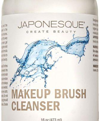 JAPONESQUE Makeup Brush Cleanser, Citrus, 16 oz - 1