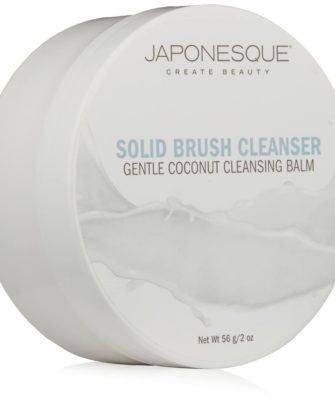JAPONESQUE Solid Brush Cleanser Coconut Cleansing Balm - 1