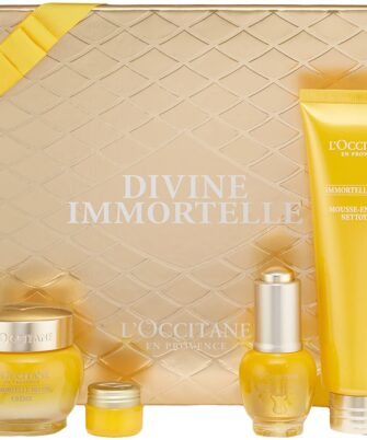 L'Occitane Anti-Aging Divine Cream For A Youthful And Radiant Glow, 1.7 oz - 1