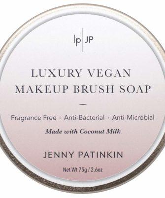 Lazy Perfection by Jenny Patinkin Luxury Vegan Makeup Brush Soap - 1