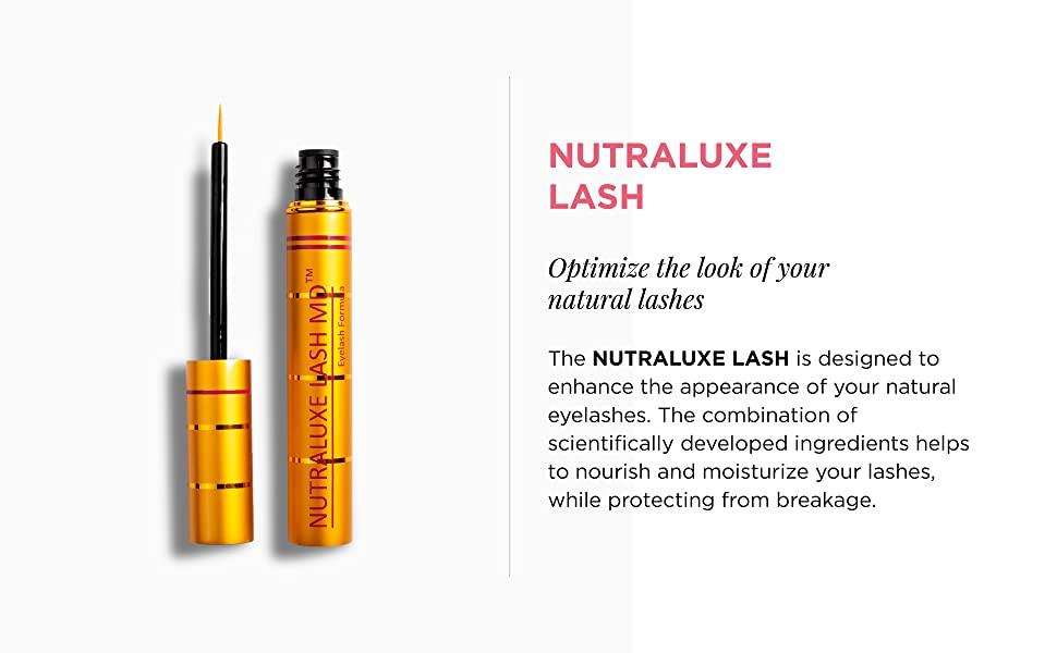 NutraLuxe Eyelash Conditioner