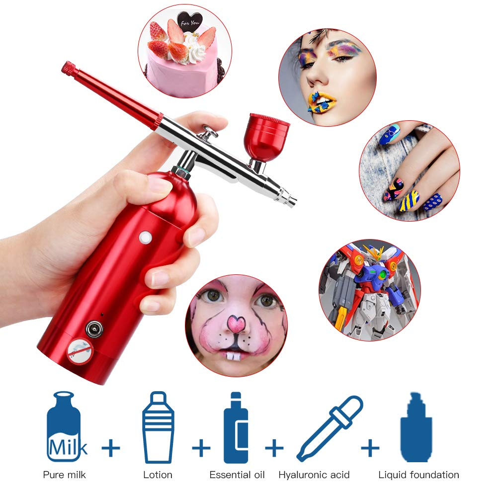Seesii Makeup Airbrush Set On At