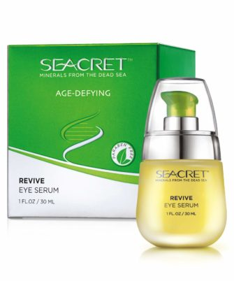 SEACRET - Minerals From The Dead Sea, Age Defying Revive Eye Serum 1 FL.OZ. - 1