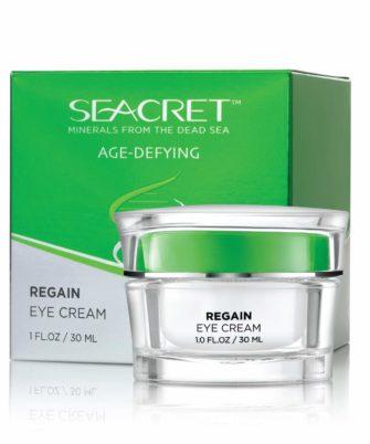 Seacret Age-Defying REGAIN - Eye Cream 1fl.oz- 30ml - 1