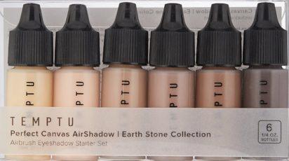 Temptu Perfect Canvas Airbrush Eyeshadow Starter Set - 2