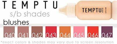 Temptu S/B Makeup Starter Set - Blushes & Highlighters - 3
