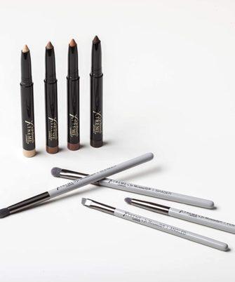 Xtreme Lashes Eye Essentials Brush Set - 3